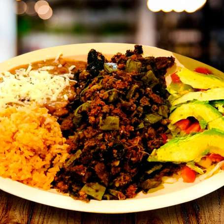 Chilango Dinner
