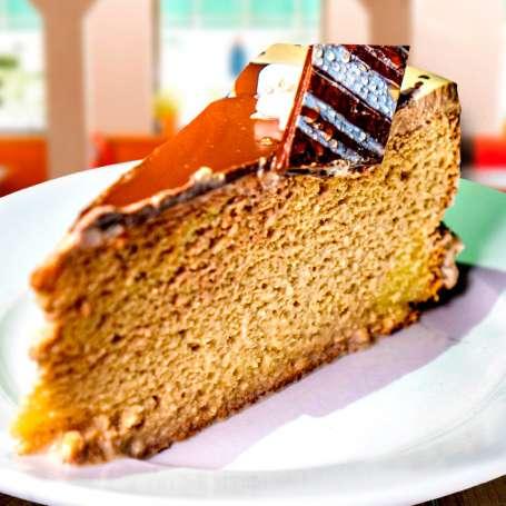 Mocha 3 Milk Cake (3 leches)